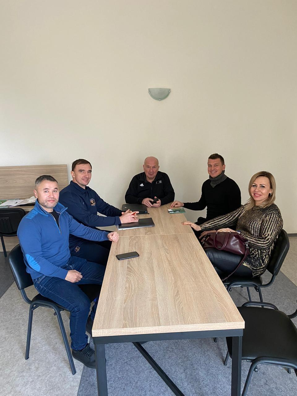 Розпочався новий курс навчання слухачів за програмою Pro-ліцензія УЄФА.