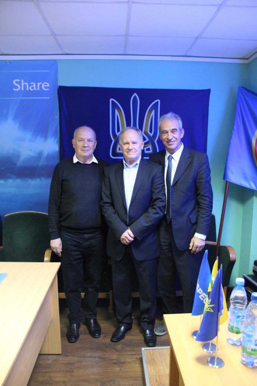 В період з 2 по 6 березня відбулася друга сесія першої групи В-диплом УЄФА