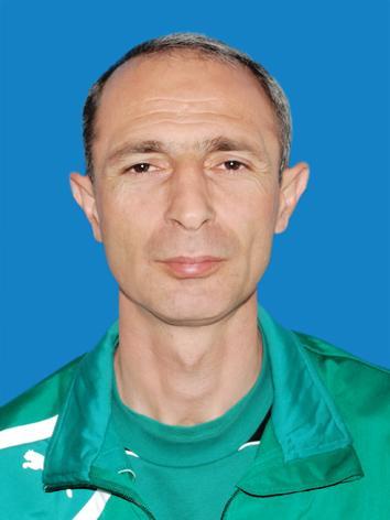 Mammadov Elbrus Hanbala oglu