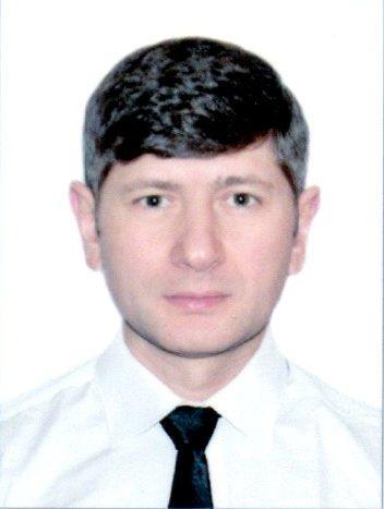 Margiev Dmytro
