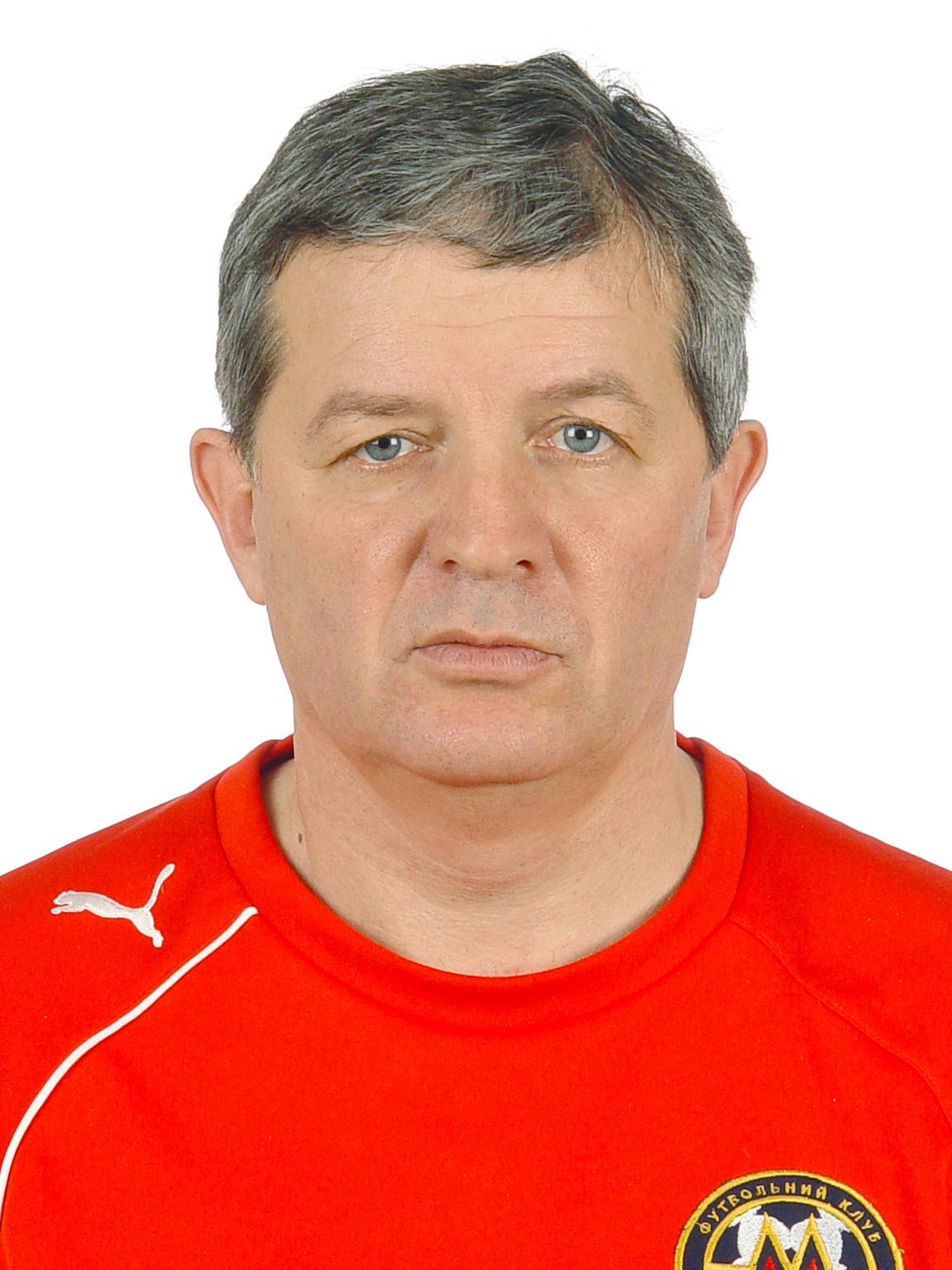 Шаповалов Володимир Петрович